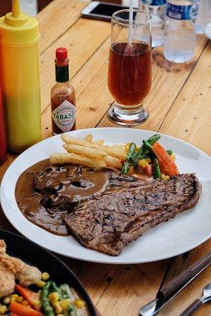 T Bone Picture Of Terrazza Steak House Bali Denpasar