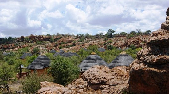 Mapungubwe National Park, Sudafrica: Leokwe Camp