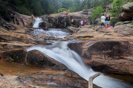 Bega, Αυστραλία: Mumbulla Falls