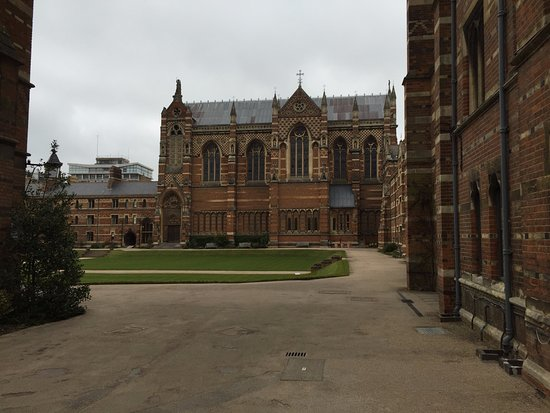Hotels Near Keble College Oxford