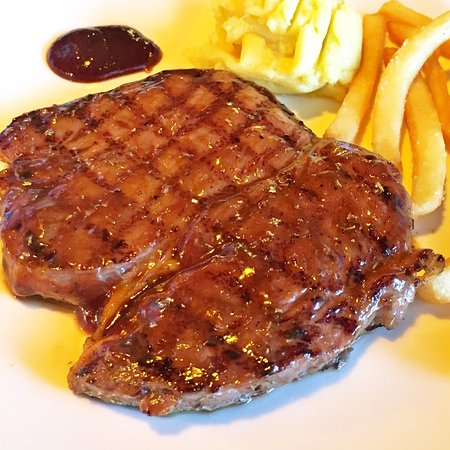 Rib Eye Picture Of Terrazza Steak House Bali Denpasar