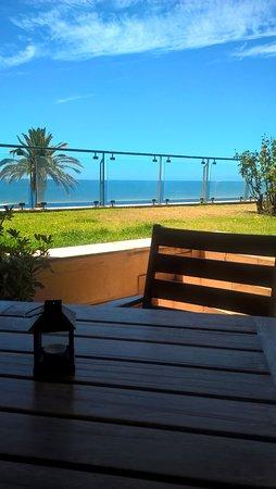 Paul do Mar, Portugal: Terrace