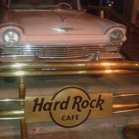 Cairo Governorate, Egypt: Hard Rock cafe Sharm El Sheikh !