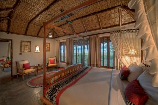 Evolve Back, Kabini: Pool Hut - Bedroom