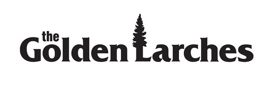 Lochearnhead, UK: The Golden Larches Logo