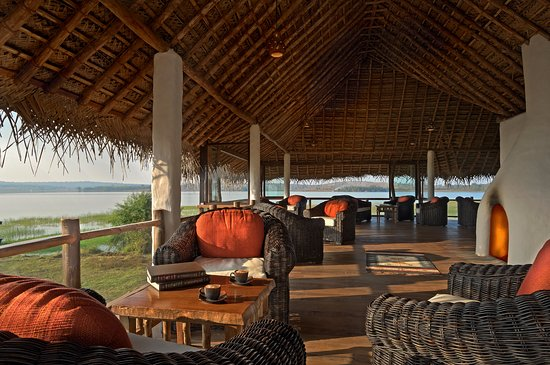Evolve Back, Kabini: Coffee Lounge