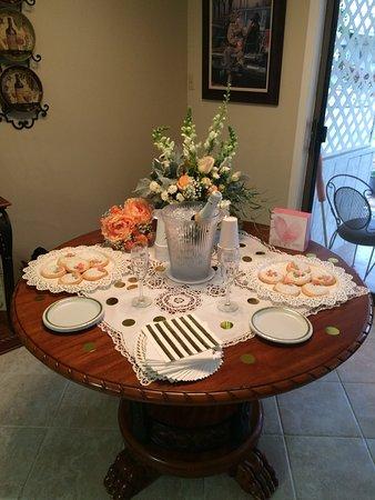 Leesville, LA: Wedding Reception
