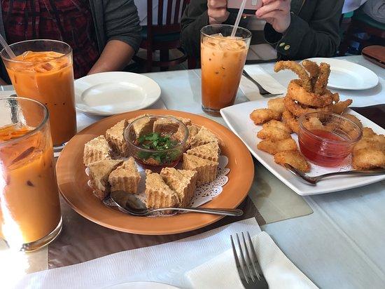 Thai Restaurants American Canyon Ca