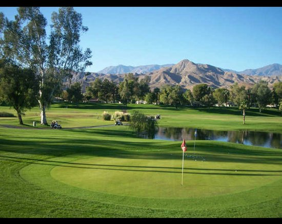 Cathedral Canyon Country Club