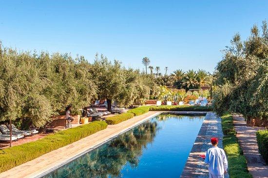 Hotel Barrage Marrakech
