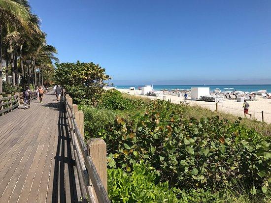 Fontainebleau Miami Beach Boardwalk
