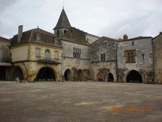 Monpazier, Fransa: la photo phare de la ville