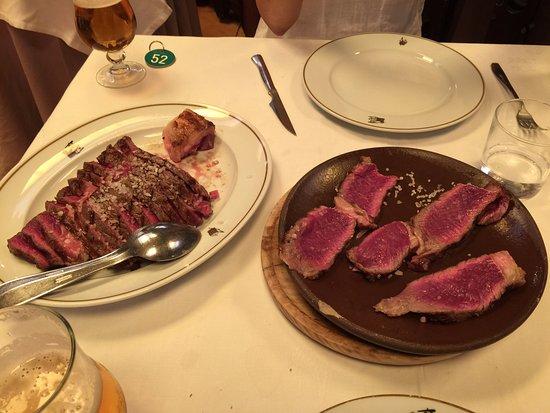 Asador Donostiarra : carne estupenda
