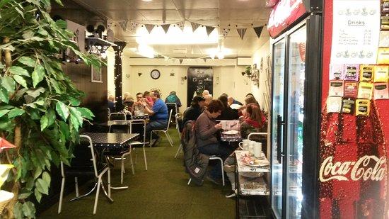 Drybrook, UK: Wellwisher Cafe