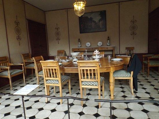 Salle A Manger De Charles X Picture Of Chateau De Chamerolles