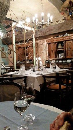 Restaurant Decor - Bild von Restaurant U Modre kachnicky ...