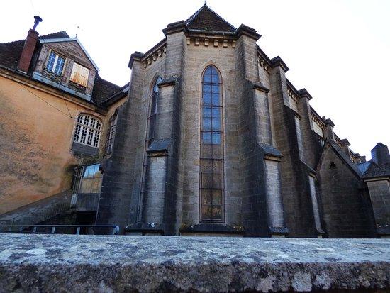 Abbaye Notre Dame de Vaux-sur-Poligny