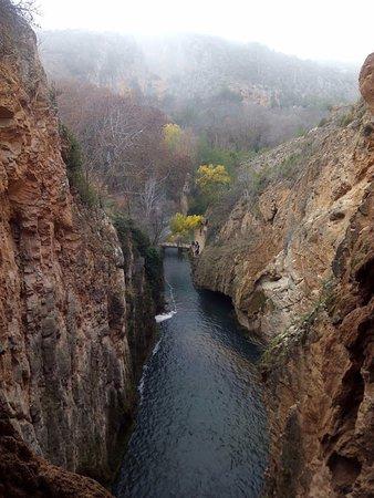 Nuévalos, España: La cola del caballo