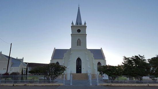 Prince Albert, South Africa: Old church in town