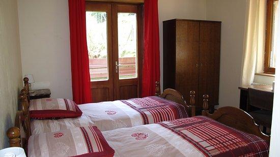 Chambre Luna avec salle d\'eau et wc privatif - Photo de Le Creux ...