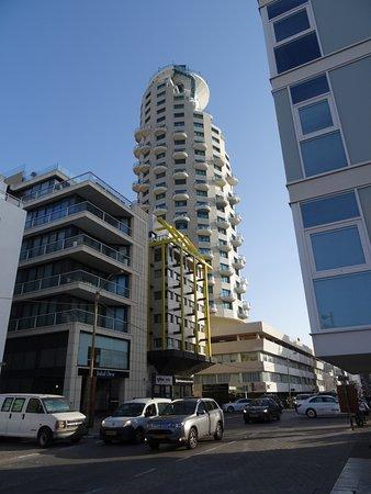 Embassy Hotel Tel Aviv февраль 2017 года Bild Von