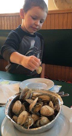 Rye, NH: Petey's Summertime Seafood