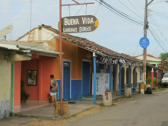 Buena Vida Language School : Street view March 2017