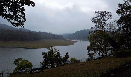 KTDC Lake Palace Thekkady: Stunning views