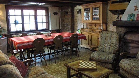Rombach-le-Franc, Francia: Salle commune