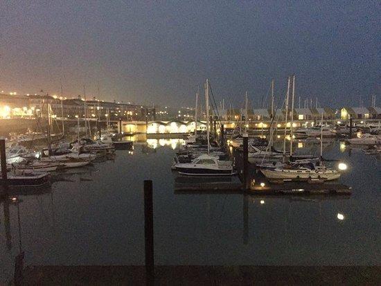 Brighton Marina: Boats on the Marina