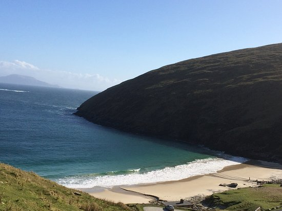 Achill Island, İrlanda: View from road