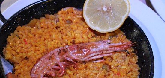 Провинция Леон, Испания: Menu casero, abundante y muy sabroso.