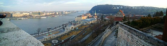 Ibis Styles Budapest City: View from the Fishermans Bastion