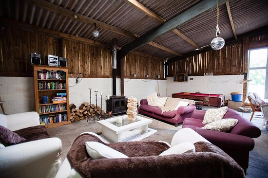 The Little Yurt Meadow Photo