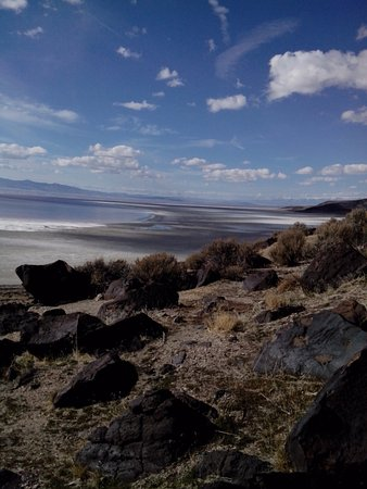 Great Salt Lake: Salt Lake Shoreline