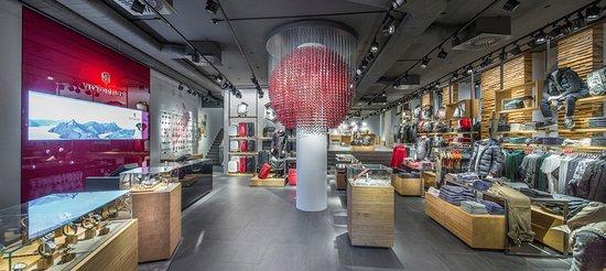 Victorinox Flagship Store Zurich
