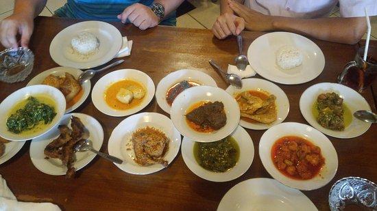 Natrabu Minang: それぞれ、とてもおいしいです