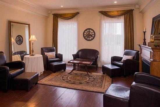 Lewiston, Estado de Nueva York: Spa Reception Room