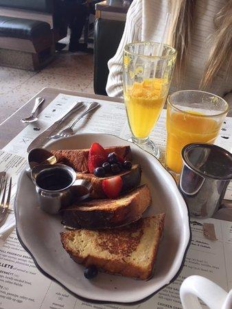 Phoenicia, Estado de Nueva York: French Toast