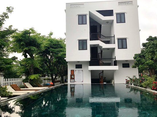 Ruby River Villa Hoi An