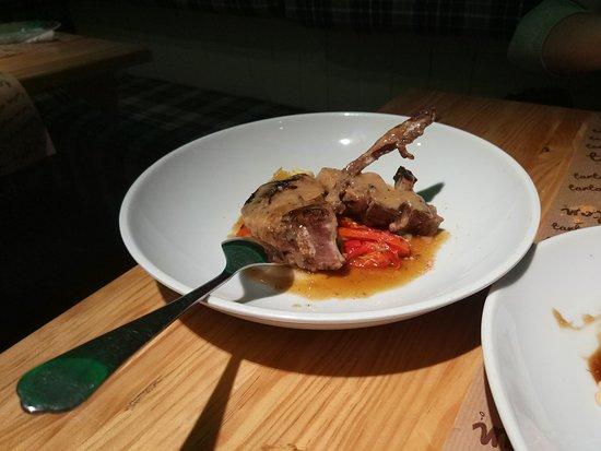 Restaurante tartan bistr en miranda de ebro con cocina - Buon pranzo in spagnolo ...