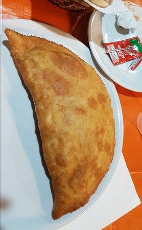 Caracajada Pub Pizzeria: Siciliana