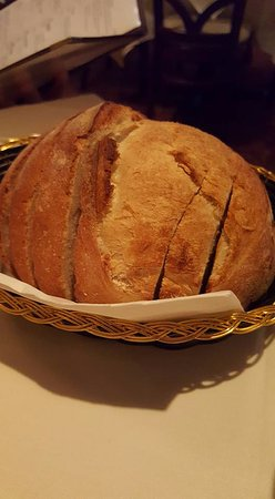 South Hackensack, Нью-Джерси: good bread is a good sign