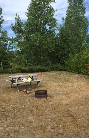 Tobermory Village Campground: camp site
