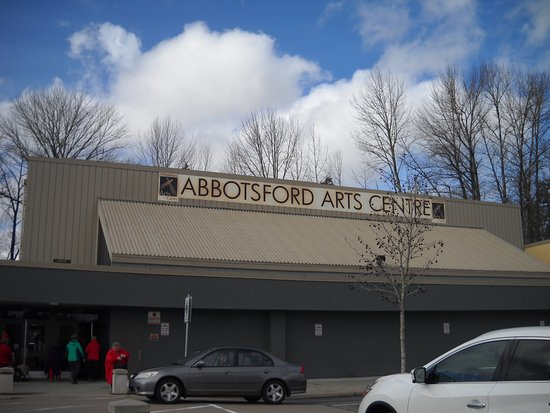 Abbotsford, Canada: Easy to find