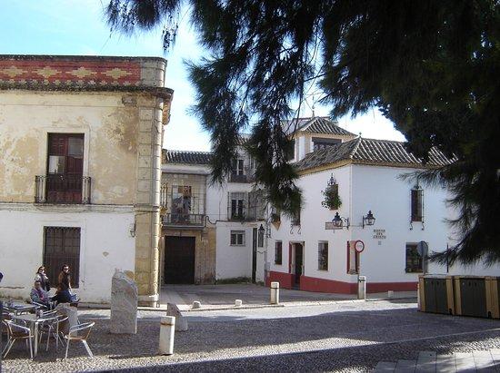 Plaza de Jerónimo Páez