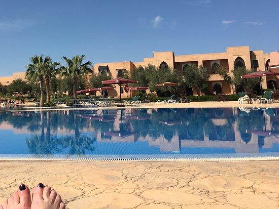 Marrakech Ryads Parc & Spa by Blue Sea : Paradijs uitzicht