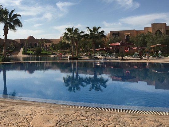 Marrakech Ryads Parc & Spa by Blue Sea : Zwembad