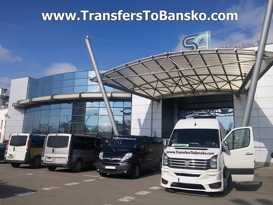 Transfers To Bansko