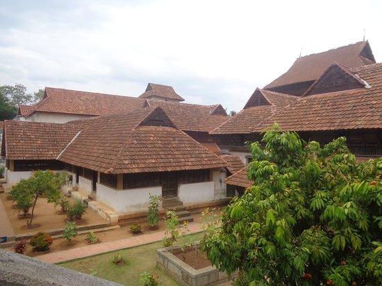 padmanabhapuram palace architecture pdf free